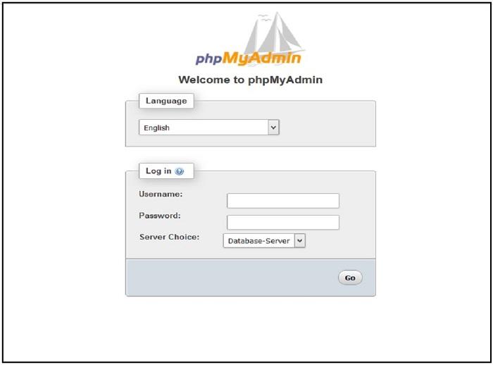 phpmyadmin-multiple-database