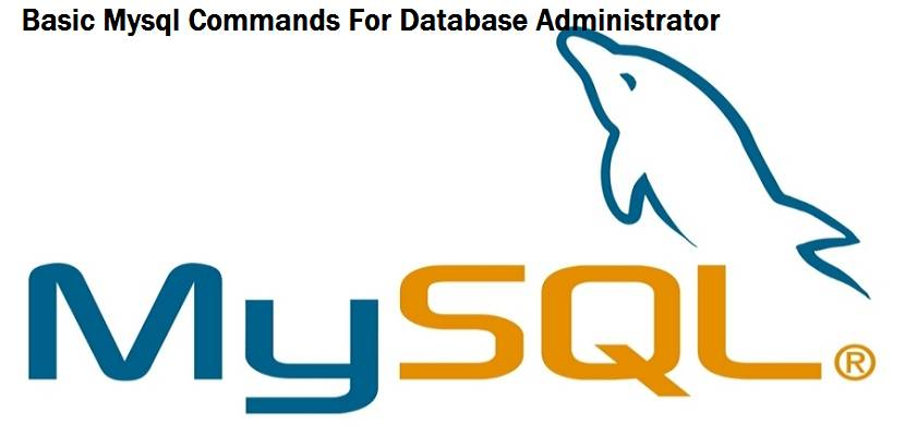 mysql-basic-commands