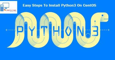 python3-installation