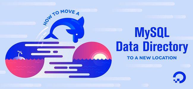 change-mysql-data-directory