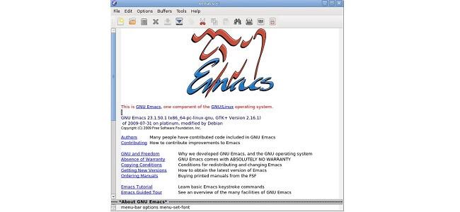 emacs-editor