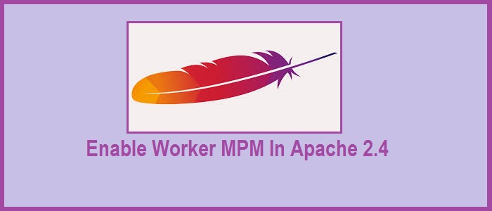 enable-worker-mpm