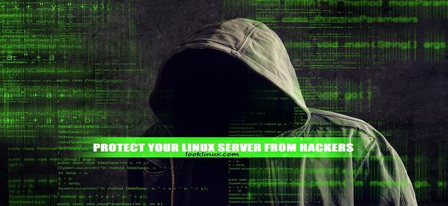 protect-linux-server-from-hackers