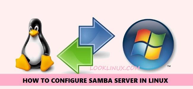 how to run samba in linux