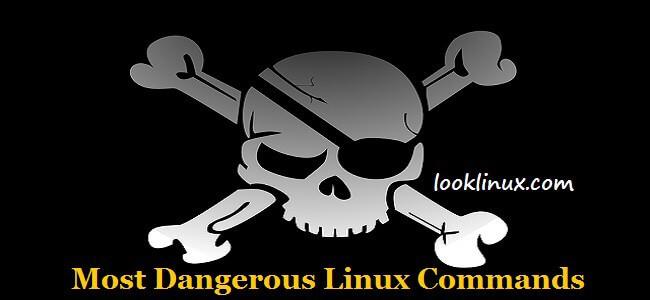 dangerous-linux-command