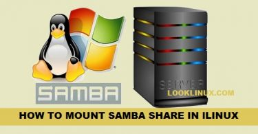 How to mount SAMBA share (SMBFS) in Linux - LookLinux