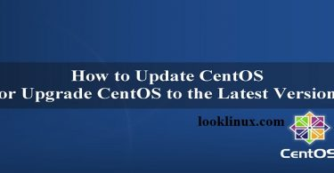 upgrade-centos-version