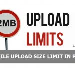 increase file upload size limit in php nginx