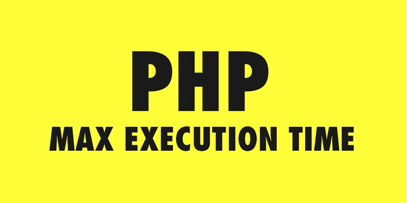 php  Fatal error Maximum execution time of 30 seconds