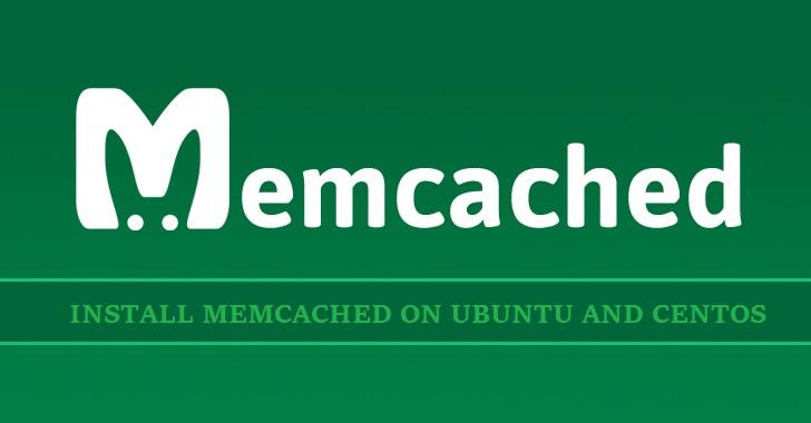 memcached-installation-on-ubuntu-centos