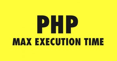 php-script-max-execution-time