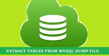 Extract-Tables-From-MySQL-Dump-File