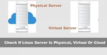 Physical-Server-Virtual-Server
