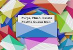 Purge-Flush-Delete-Postfix-Queue-Mail