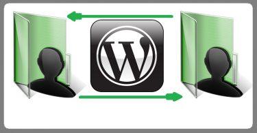 Transfer-user-posts-in-WordPress