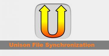 Unison-File-Synchronization