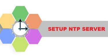 setup-ntp-server
