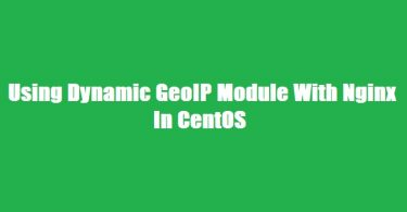 GeoIP-in-nginx