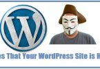 Wordpress-site-hacked