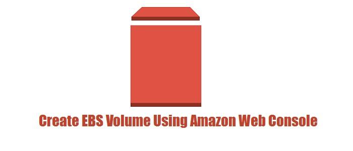 create-ebs-volume