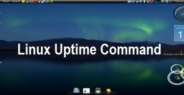 linux-uptime-command