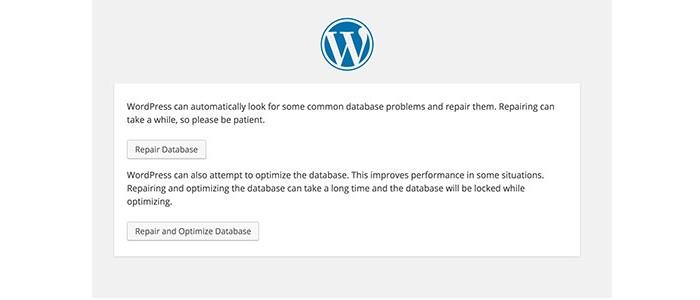repair-wordpress-database