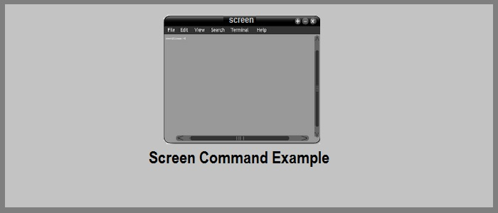 screen-command