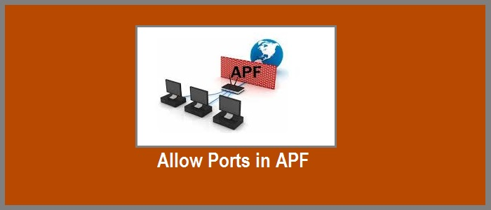 Allow-ports-in-APF