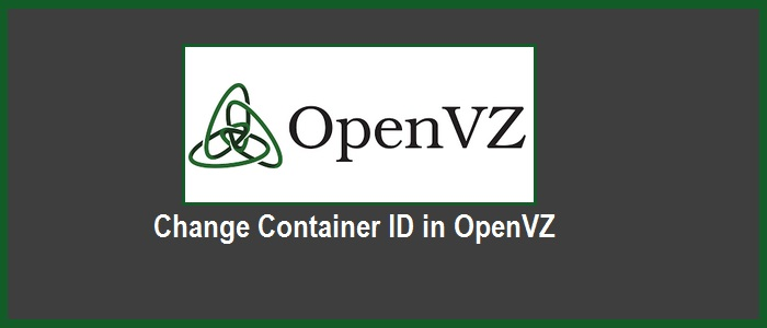change-container-id-openvz