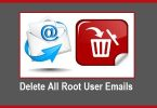 delete-root-emails