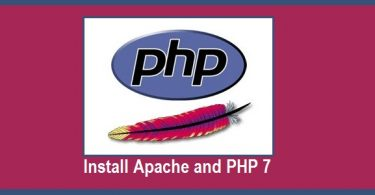 install-apache-php-7