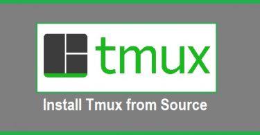 install-tmux
