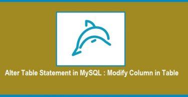modify-column
