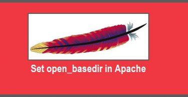open-basedir