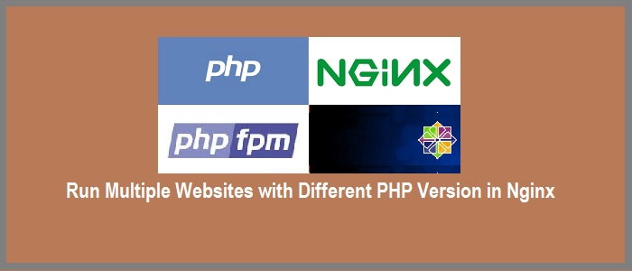 websites-on-different-php-version