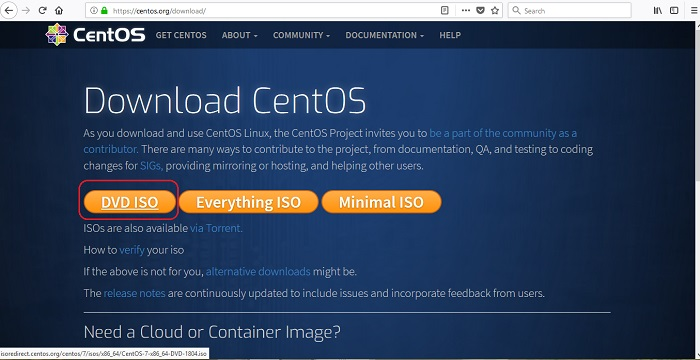 Centos atomic host 7. 1811 available for download – blog. Centos. Org.