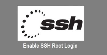 enable-ssh-root-login