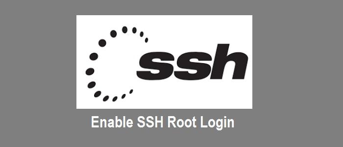 enable-ssh-root-login