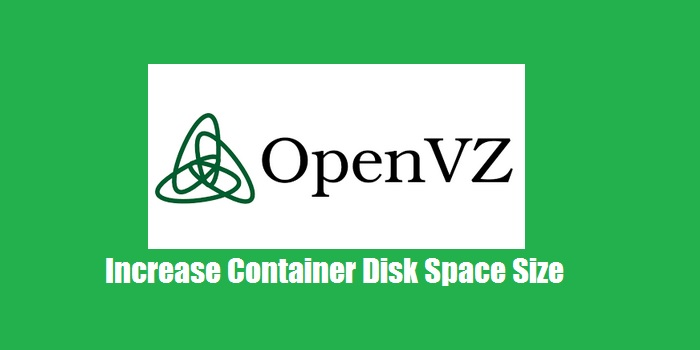 increase-container-disk-space-in-openvz