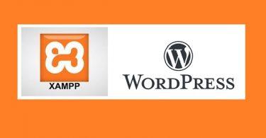 wordpress-on-xampp